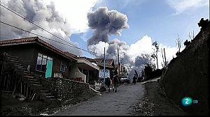 Odissees volcàniques: El fill de foc