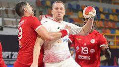 Balonmano - Campeonato del Mundo masculino: Túnez - Polonia
