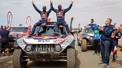 Rallye Dakar 2021 - Etapa 12: Yanbu - Jeddah