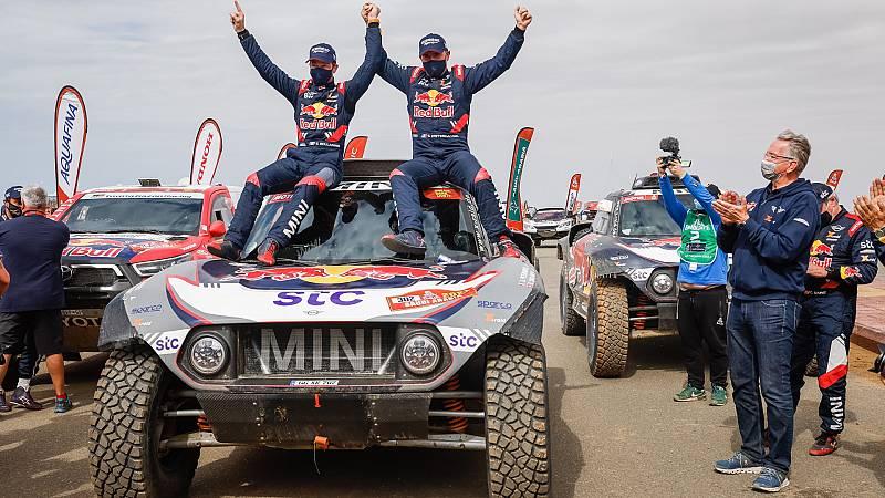 Rallye Dakar 2021 - Etapa 12: Yanbu - Jeddah - ver ahora