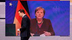 La CDU elige al sucesor de Merkel en un congreso virtual