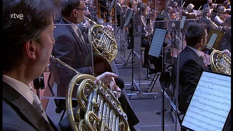 Los conciertos de La 2 - Temporada 2020-2021. Orquesta Sinfónica y Coro RTVE. Nº 7  - ver ahora
