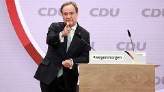El partido de Angela Merkel, la CDU, apuesta por la continuidad y elige a Armin Laschet como nuevo presidente