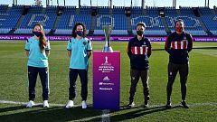 Las dos Supercopas se resuelven este fin de semana en Andalucía