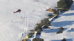 Así han vivido las zonas rurales la nevada más intensa de los últimos 50 años