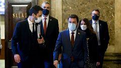 La pandemia marca las elecciones catalanas, aplazadas al 30 de mayo