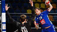 Balonmano - Campeonato del Mundo masculino: Austria - Francia