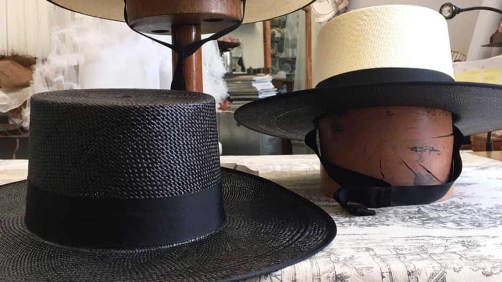 Sombreros Mariana Barturen