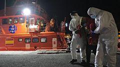 Llega una nueva patera con 34 personas a bordo al sur de Gran Canaria