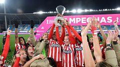 Fútbol - Supercopa Española femenina. Final: Levante UD - Atlético de Madrid