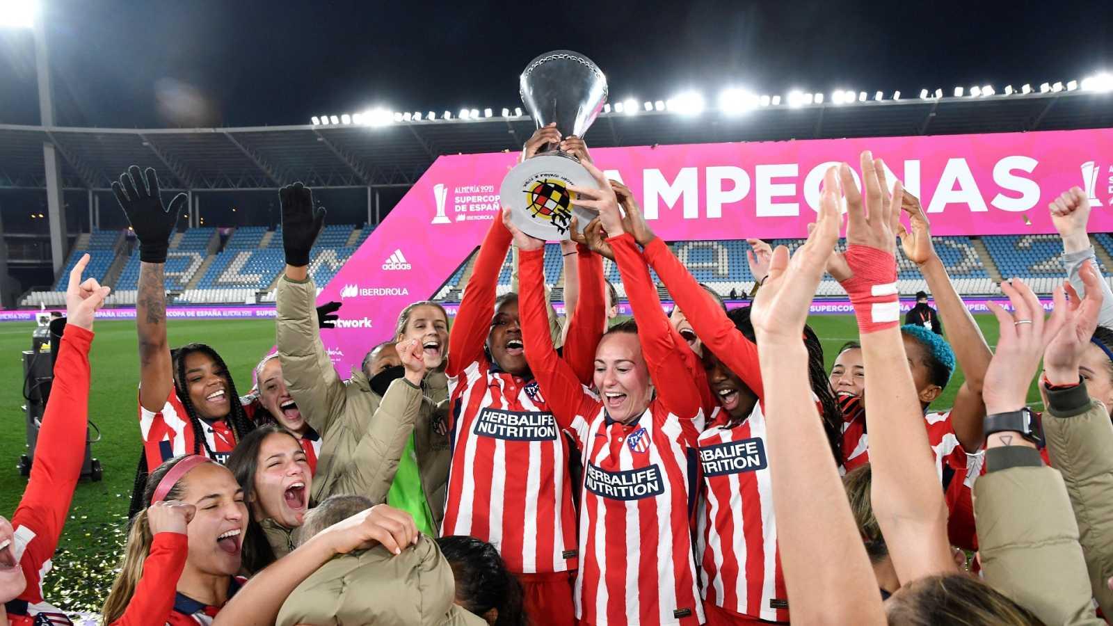 Fútbol - Supercopa Española femenina. Final: Levante UD - Atlético de Madrid - ver ahora