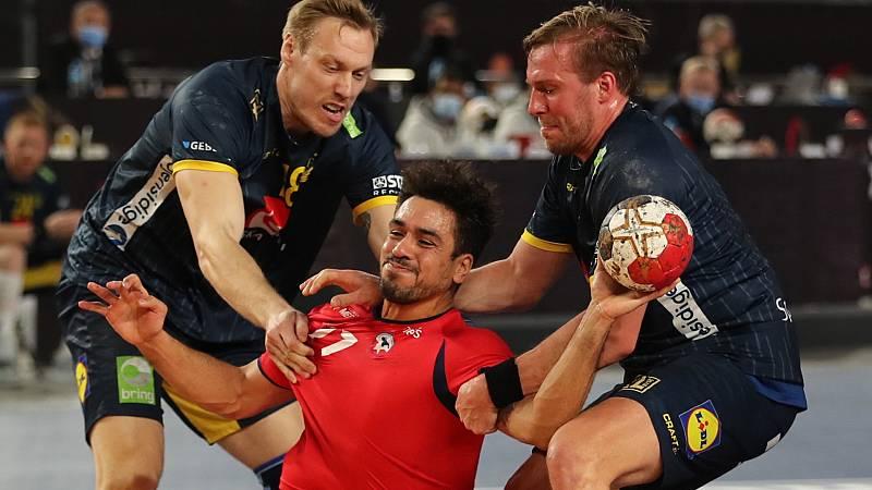 Balonmano - Campeonato del Mundo masculino: Chile - Suecia - ver ahora