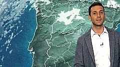Heladas en el interior y viento fuerte en Pirineos y desembocadura del Ebro