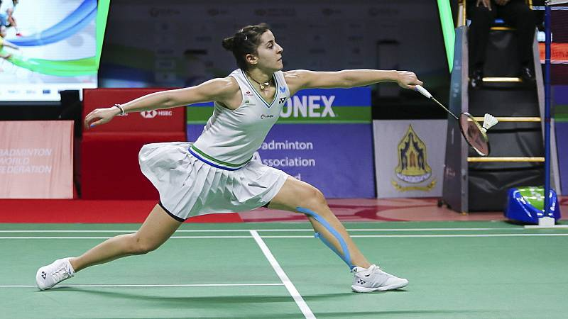 Bádminton - HSBC BWF World Tour Super 1000 'Yonex Thailand Open'. Final individual femenina: Tai Tzu Ying - Carolina Marín - ver ahora