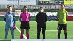 Fútbol - Primera División femenina. 8ª jornada: Madrid CFF - CD Santa Teresa