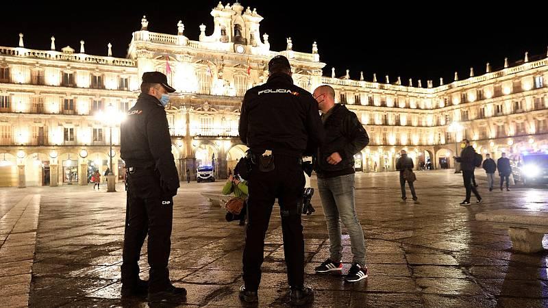El Gobierno recurre la decisión de Castilla y León de adelantar el toque de queda a las 20:00 horas