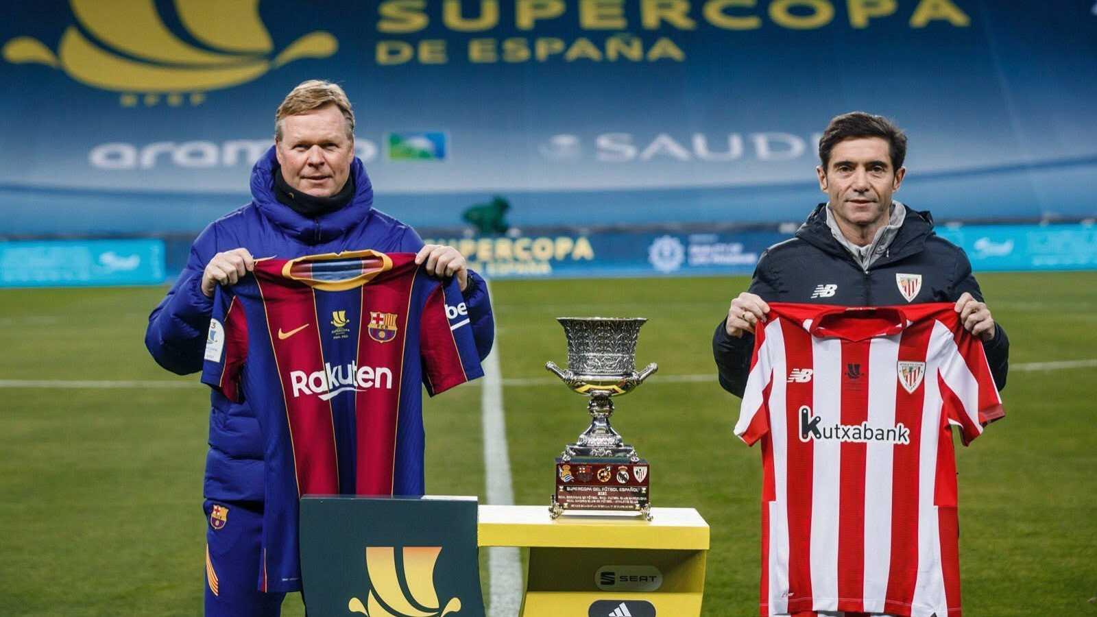 Barça y Athletic, dos viejos conocidos en finales de Copa y Supercopa