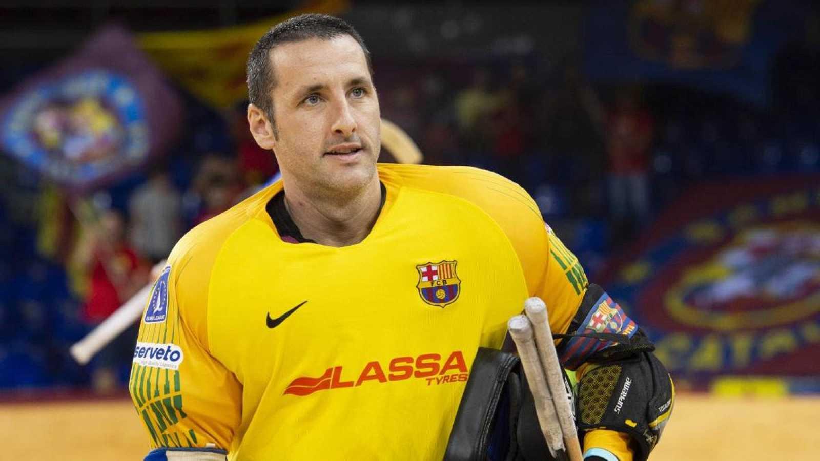 Aitor Egurrola, una leyenda del hockey con sus 75 títulos
