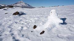 Las heladas persisten en gran parte del interior peninsular