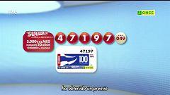 Sorteo ONCE - 17/01/21