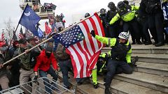EE.UU., un país dividido cuatro años después de la llegada de Trump