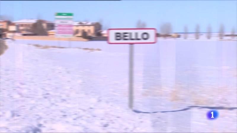 El Triángulo del frío, bajo cero