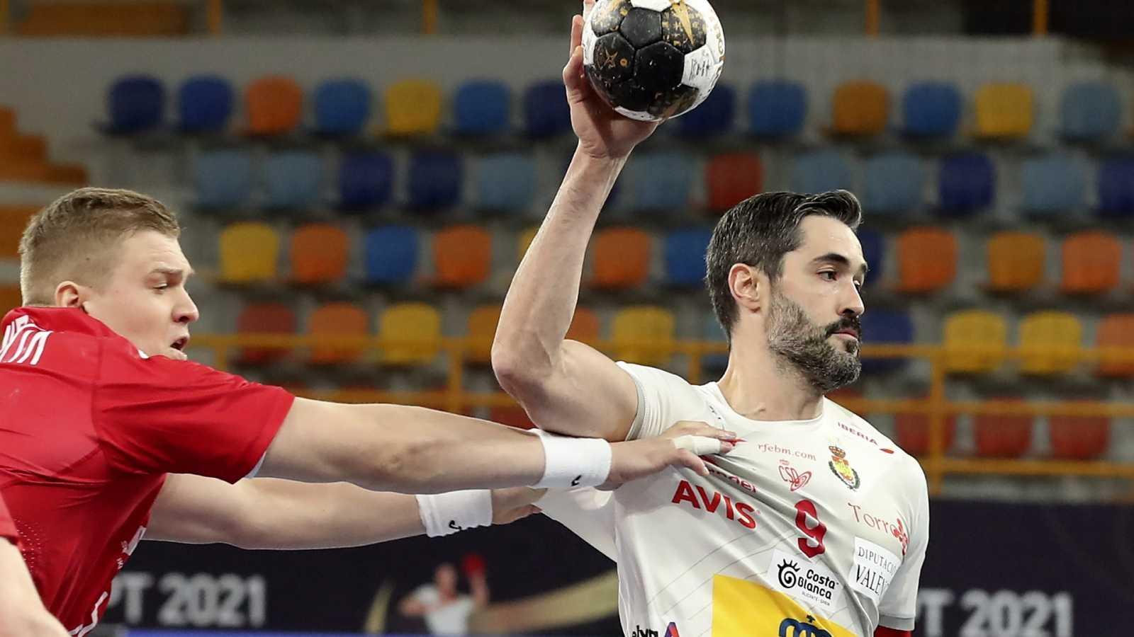 Balonmano - Campeonato del Mundo masculino: Polonia - España - ver ahora