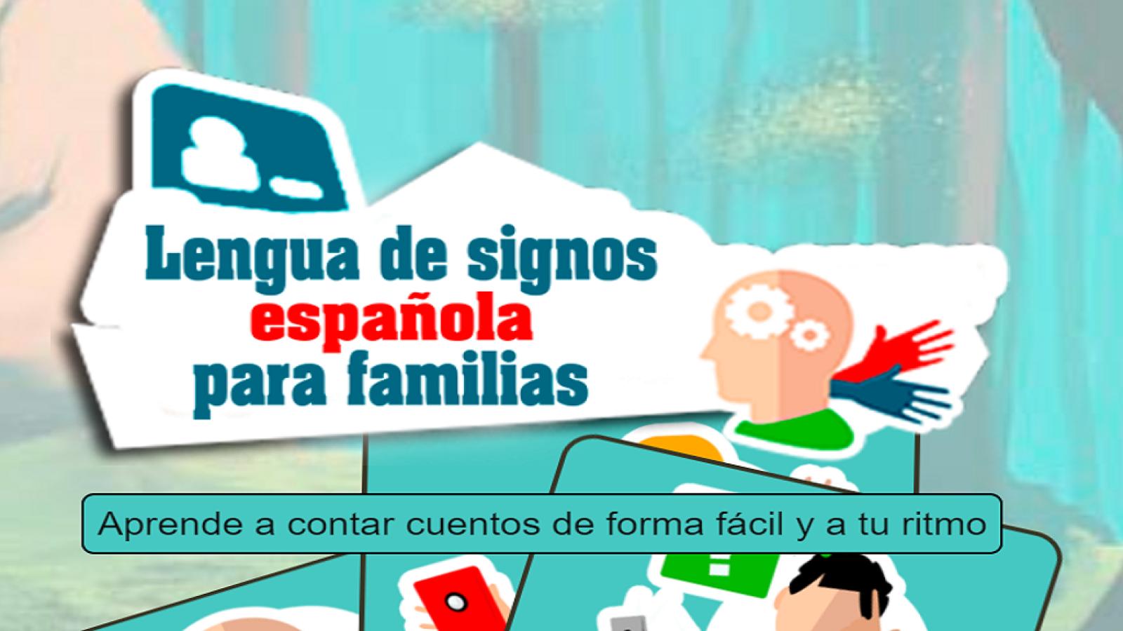 En Lengua de Signos - Aprender a contar cuentos en lengua de signos - ver ahora