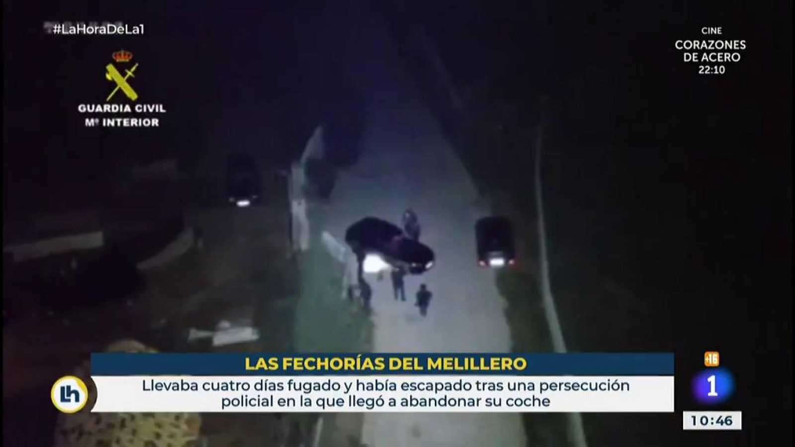 """Detienen a """"El Melillero"""", el agresor del ácido"""