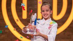 Aurora gana la octava edición de MasterChef Junior 8