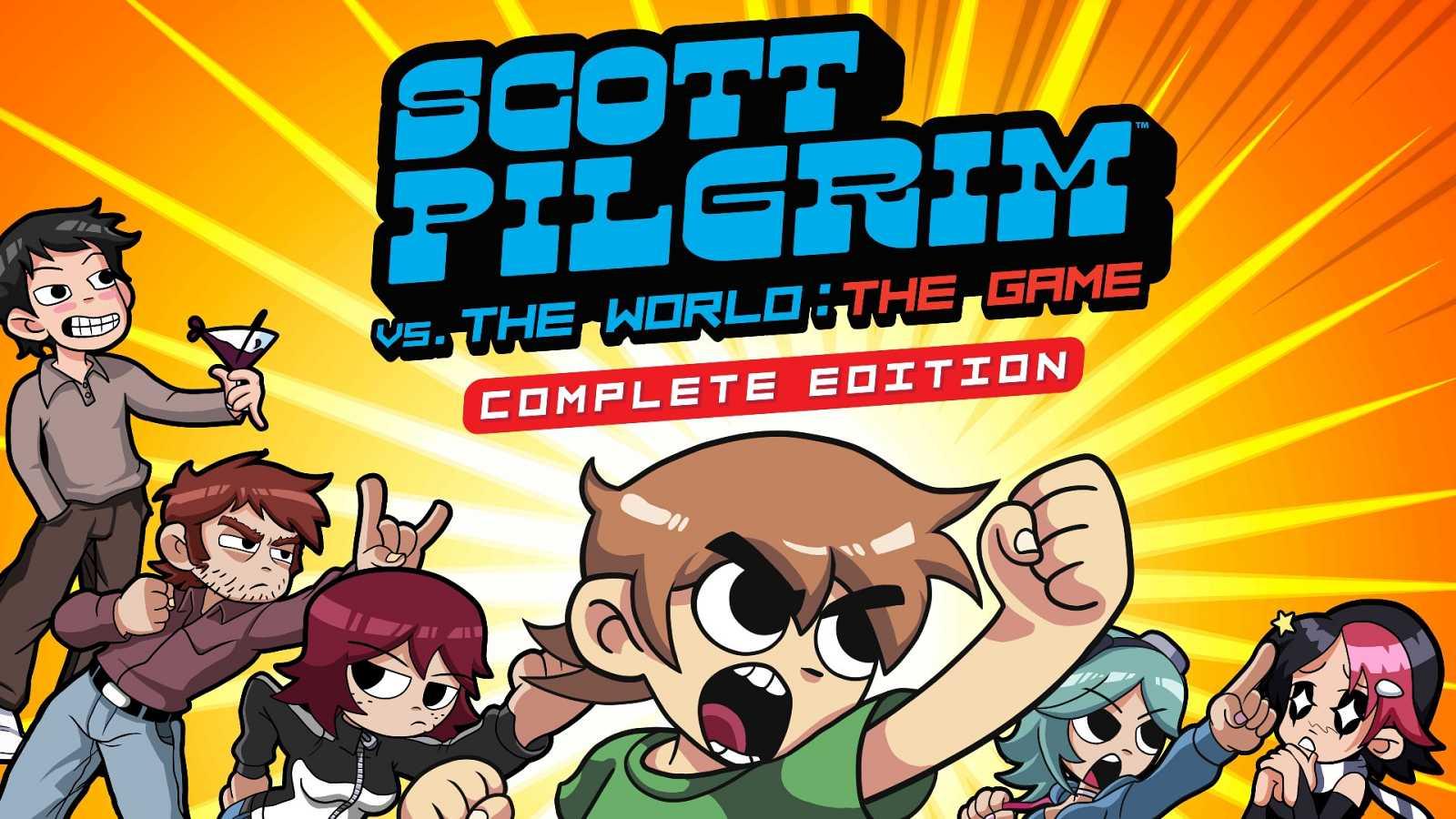 Scott Pilgrim vs The World (Tráiler)