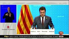 Parlamento - Otros parlamentos - Cataluña retrasa sus elecciones al 30M - 16/01/2020