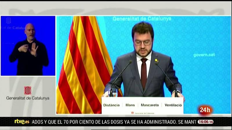 Parlamento - Otros parlamentos - Cataluña retrasa sus elecciones - 16/01/2020