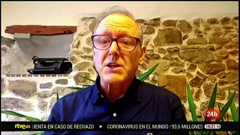Parlamento - La entrevista  - Roberto Uriarte (Unidas Podemos), un diputado contra la crispación - 16/01/2020