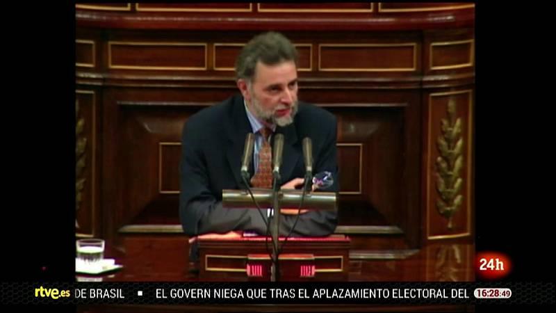 Parlamento - El reportaje - Recuerdo a Julio Anguita - 16/01/2020