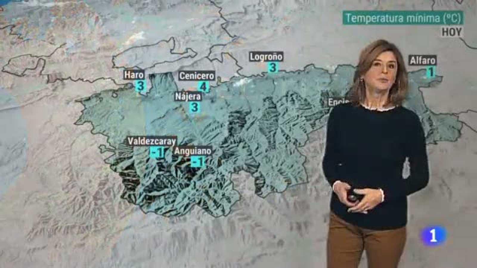 El tiempo en La Rioja - 18/01/21-Ver ahora