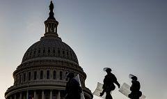 La Guardia Nacional se despliega por EE.UU. para proteger los capitolios del país