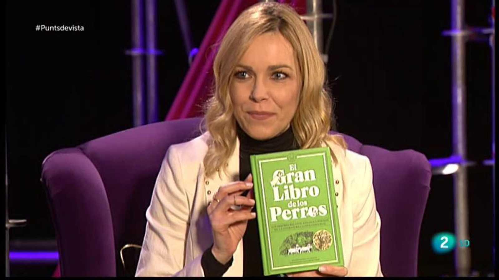 """""""El gran libro de los perros"""" al Club de Lectura a Punts de vista"""