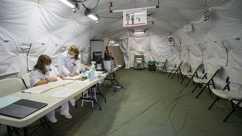 España notifica 84.000 casos, el peor dato de la pandemia