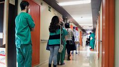 Los sanitarios advierten de la alta ocupación en los hospitales