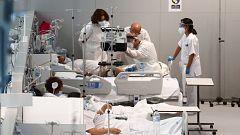 La Comunidad de Madrid ordena no volver a contratar a los sanitarios que rechacen ser trasladados al hospital Isabel Zendal
