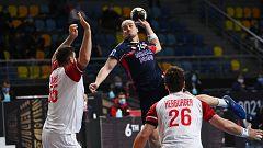 Balonmano - Campeonato del Mundo masculino: Noruega - Austria
