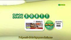 Sorteo ONCE - 18/01/21