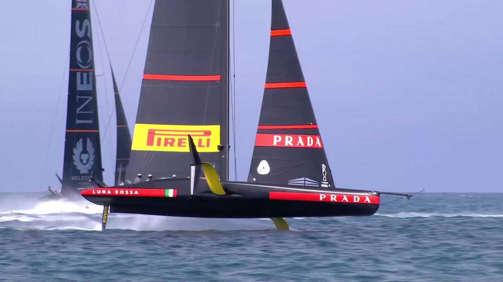 Vela - Copa Prada 2021 - Round Robin 2. 2ª regata - ver ahora