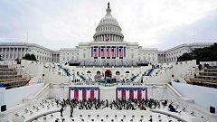 Biden tomará posesión en una ceremonia atípica, sin Trump y con Washington blindada