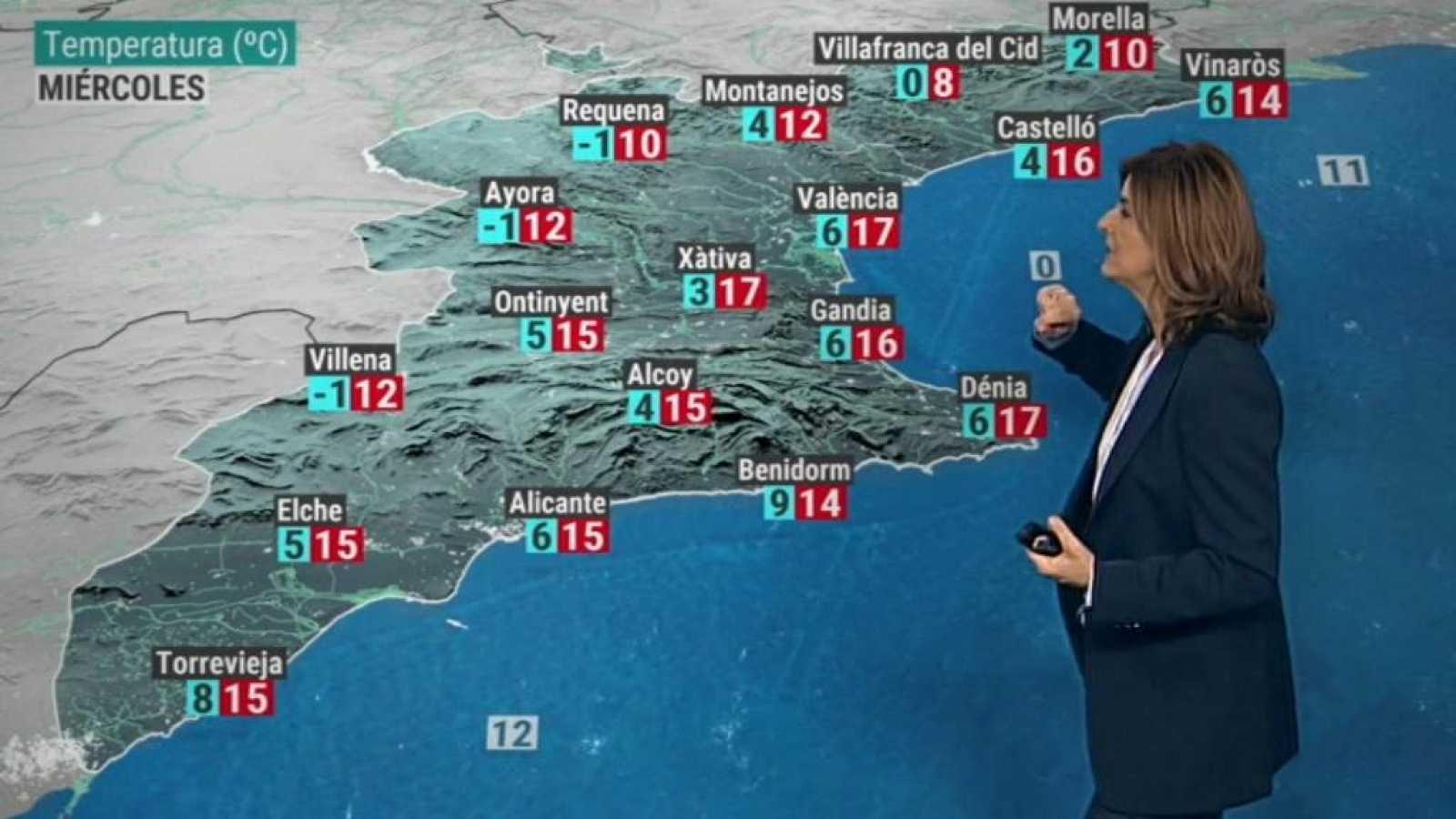 El tiempo en la Comunidad Valenciana - 19/01/21 - ver ahora