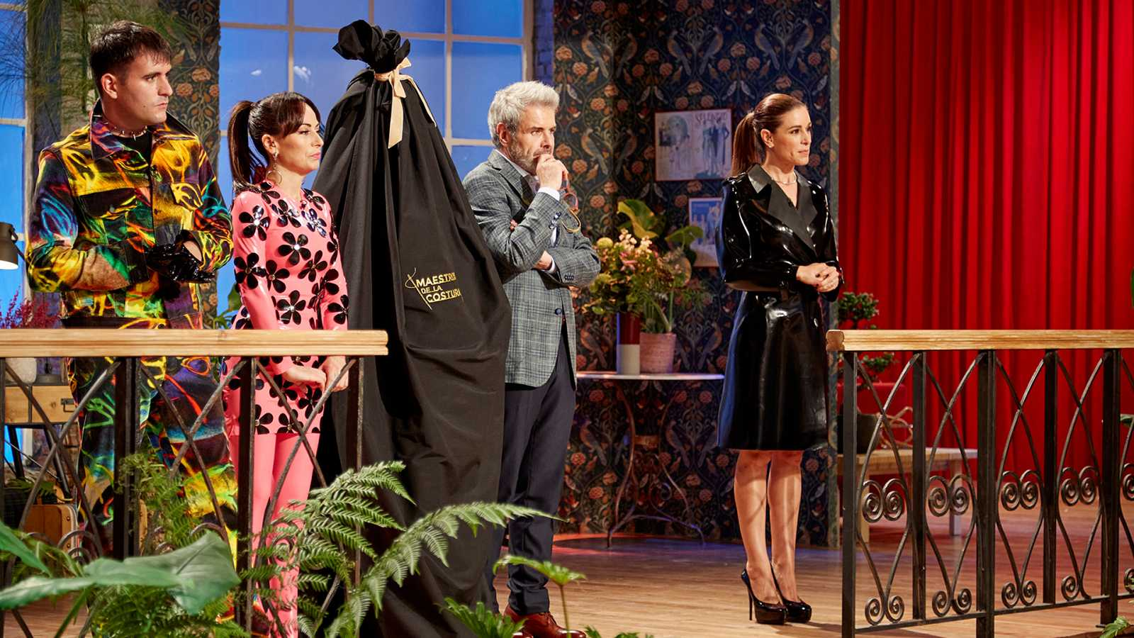Maestros de la costura - Ya puedes ver la rueda de prensa del estreno de la cuarta temporada de Maestros de la Costura