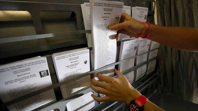 El TSJC suspende de forma cautelar el aplazamiento de las elecciones catalanas del 14F
