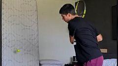 Pelotazos a un colchón: la preparación de los tenistas españoles para el Abierto de Australia