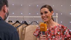 Raquel Sánchez Silva estrena '10 vestidos' en RTVE Digital